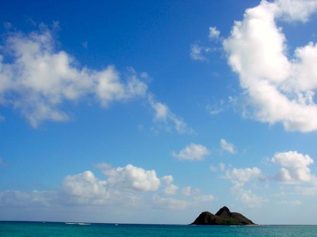 ラニカイと島